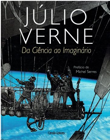 8025 Júlio Verne - Da Ciência ao Imaginário de Philippe de la Cotardi