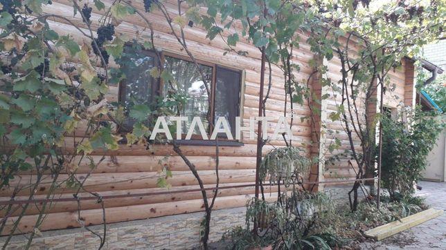 Красивый современный дом (сруб) в районе НАТИ. Нерубайское