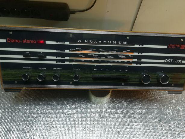 Unikat Diora  Diana dst-301 unitra radio