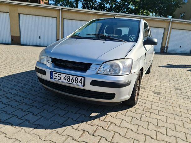 Hyundai Getz 1.4 2004 Gaz