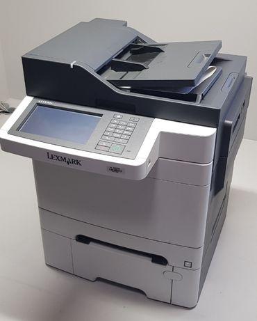 Lexmark CX510de -laser-kolor-druk-skaner-sieć-duplex
