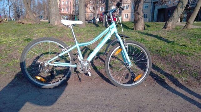 Велосипед GIANT , немецкий, в хорошем состоянии
