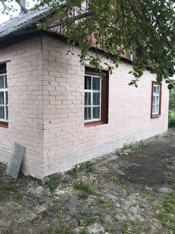 Домик с участком под строительство.Полтавская- пер.Крутой.