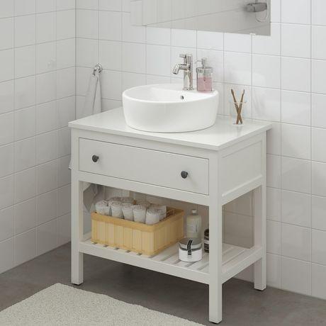 Stolik pod umywalkę  Hemnes
