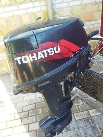 Продам лодочный мотор тохацу 18