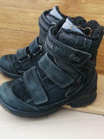 Ботинки  ecco, ботинки зимнии