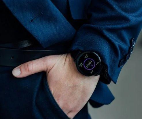 Смарт-часы Smart Watch S2/Умные фитнес часы/Фитнес браслет/Шагомер
