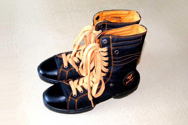 Rumpf – професс. женские кроссовки для танцев, р 36 (стелька 23,5 см)