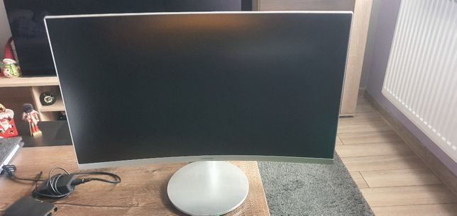 "Monitor Samsung 27"" Curved"