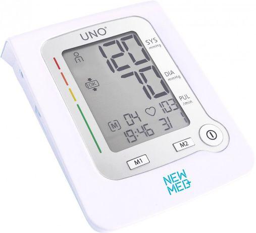 Тонометр NewMed  с индикатором аритмии UNO(с элементами питания)