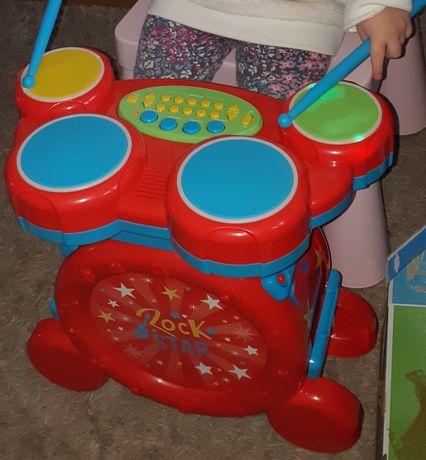 Perkusja elektroniczna dla dzieci