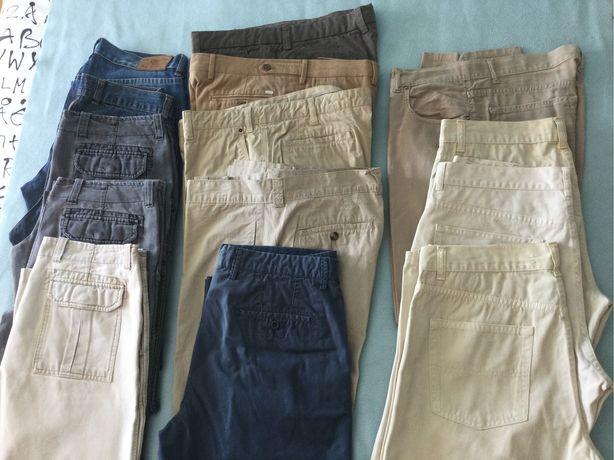 Lote de calças de homem, nr 46 (36)