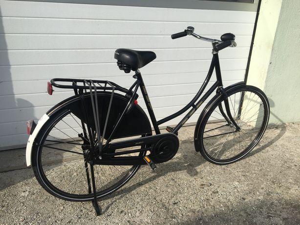 Rower holenderski jak nowy