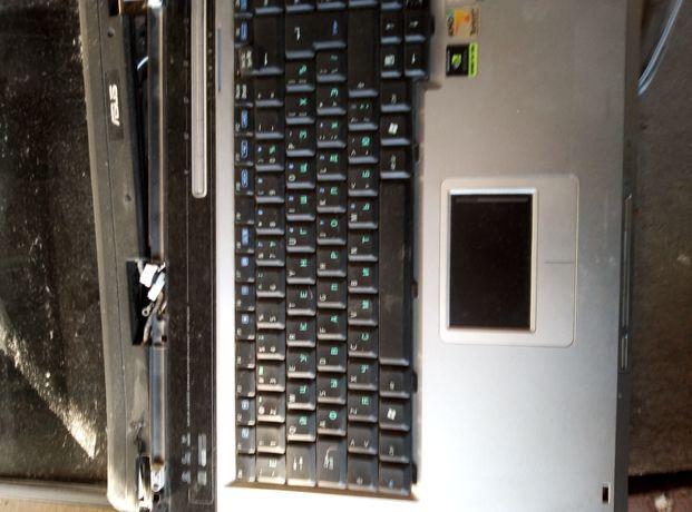 Ноутбук Asus оазобраный