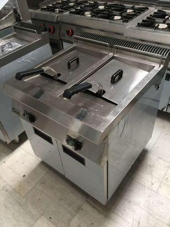 Fritadeira Profissional Industrial 26+26L NOVA
