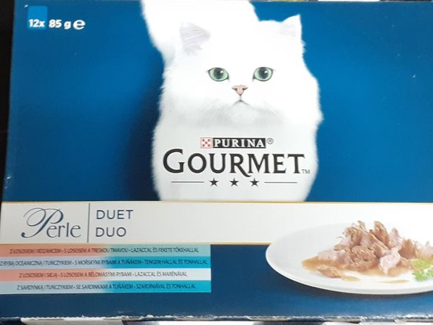 Gourmet Perle Perle Duo Duet 48 szt x 85g