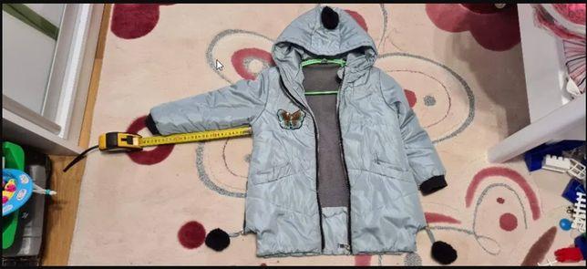 Три по ціні одного (куртки у гарному стані) Обєднання лотів.