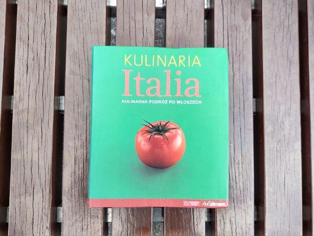 Książka kuchnia Włoska , Culiinaria Italia