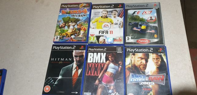 PlayStation 2 PS2 gry