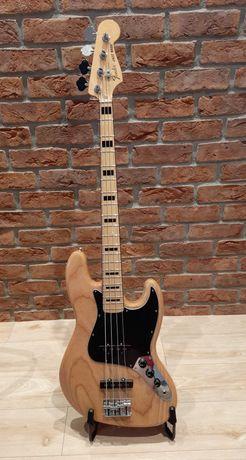 Gitara basowa FENDER Limited Edition '70s Jazz Bass MN Natural