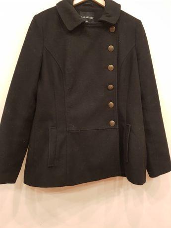 płaszcz krótki z kołnierzem XXL