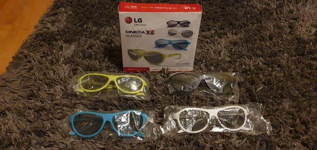 Okulary 3D do oglądania