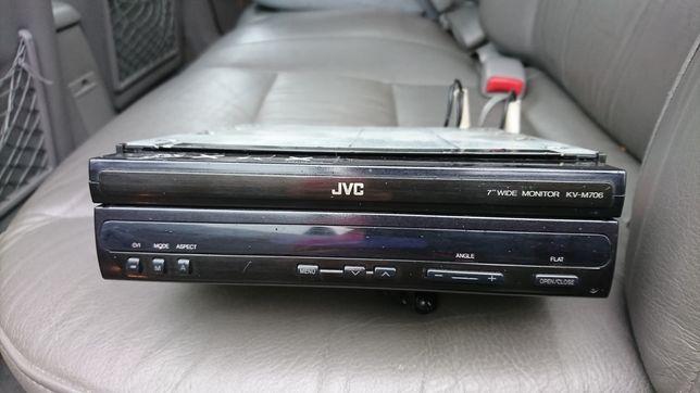 """JVC KV-M706 ekran 7"""""""