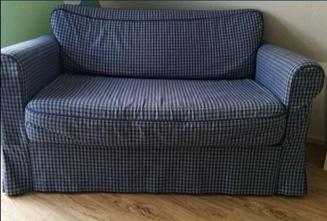 Sofa EVERTSBERG ikea 2 os rozkładana z pojemnikiem
