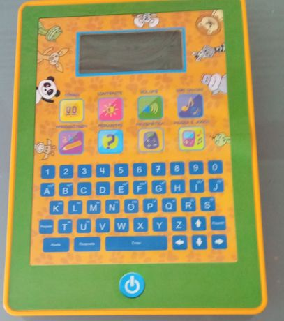 Tablet pedagógico