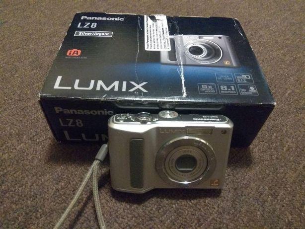 Фотоапарат Panasonic Lumix LZ8