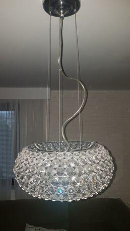 Elegancka lampa wisząca .