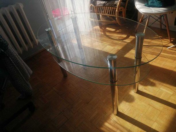 Stół szklany sprzedam