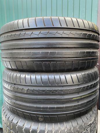 Шины летние б/у 245/40/R18 Dunlop SportMaxx GT