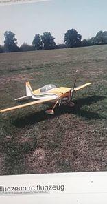 samolot rc nitro f1 rocket evo