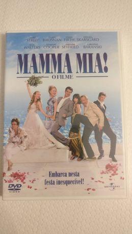 Dvd 'Mama mia - o filme'