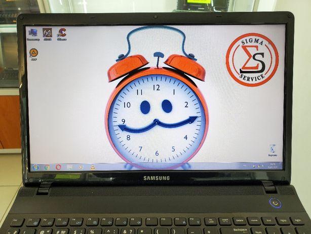Быстрый, надёжный ноутбук SAMSUNG NP300. Магазин SIGMA