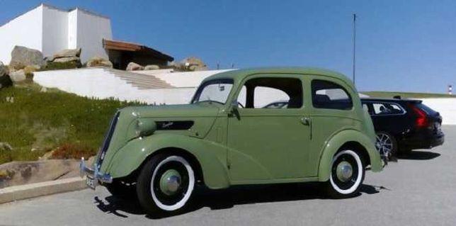 Ford pós-Guerra ano 1949 aceito prop compra ou troco por carro recente