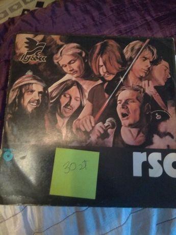 Płyta winylowa zespół RSC