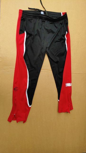 NBA spodnie dresowe rozm L/XL