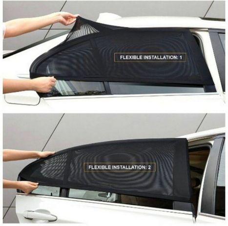 Protetor do Sol para janela do carro