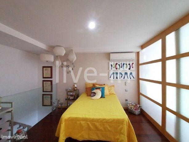 Apartamento T1 mobilado com garagem fechada na Forca em Aveiro
