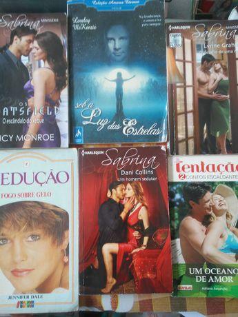 Livros romance clássicos
