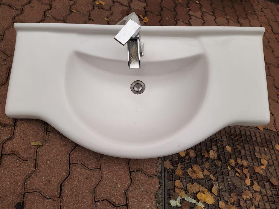 Umywalka łazienkowa bateria Łódź - image 1