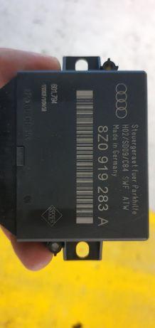 Módulo parqueamento sensores A4 B6
