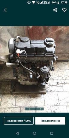 Мотор фольцваген Т-5 1,9