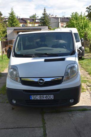Opel Vivaro L1H1 2011r. 115KM