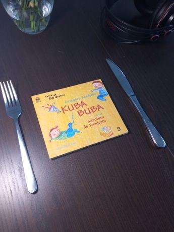 "Audiobook ""Kuba i Buba, czyli awantura do kwadratu"""