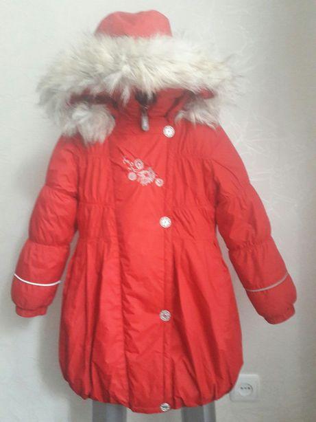 Куртка, пальто зимнее, LENNE
