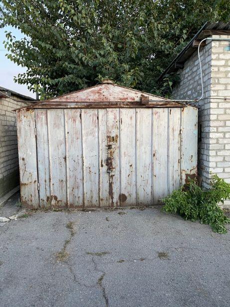 Продам два гаража в Хорольском кооперативе Кременчук