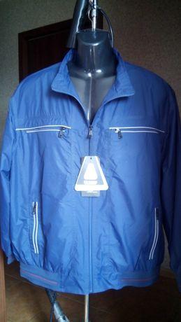 Ветровка новая размер 60-62 мужская куртка